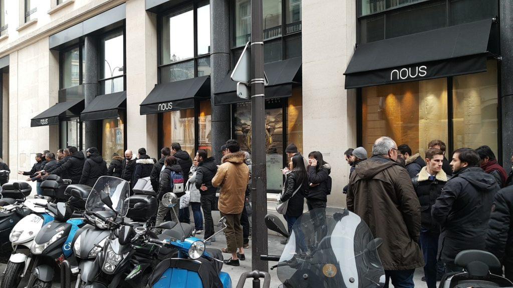 """Concept Store de luxe """"Nous"""""""