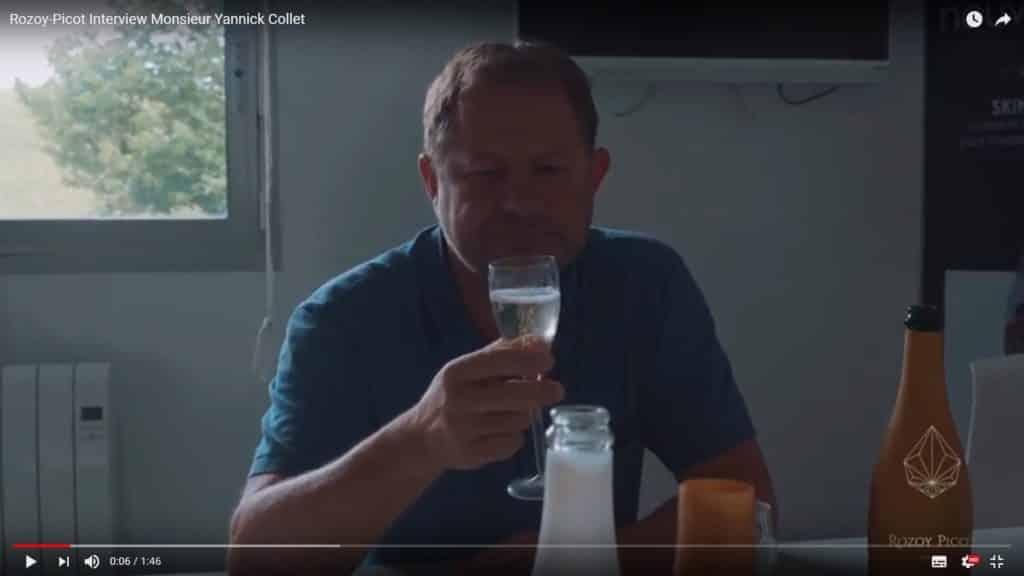 Interview de Monsieur Yannick Collet grand oeunologue Français